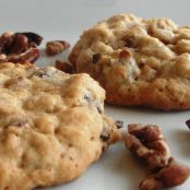 Jimmy's Oatmeal Raisin Pecan Cookies