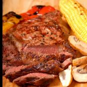 Smoky Steak Marinade