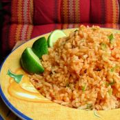B&E's Mexican Rice