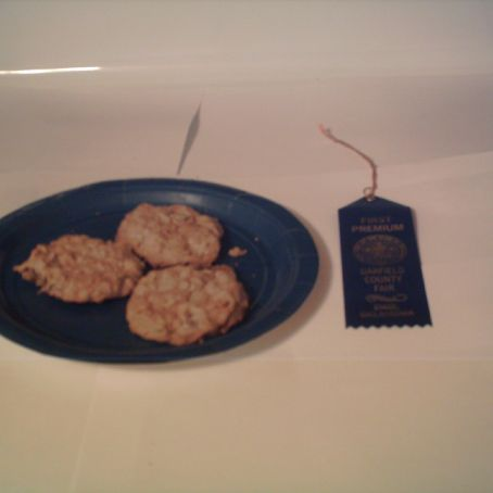 Meredith's Blue Ribbon Cookies