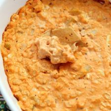 Spicy Buffalo Chicken Dip