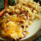 Nana's Chicken & Rice Bake