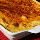 Cheese, Potato, & Sausage Casserole