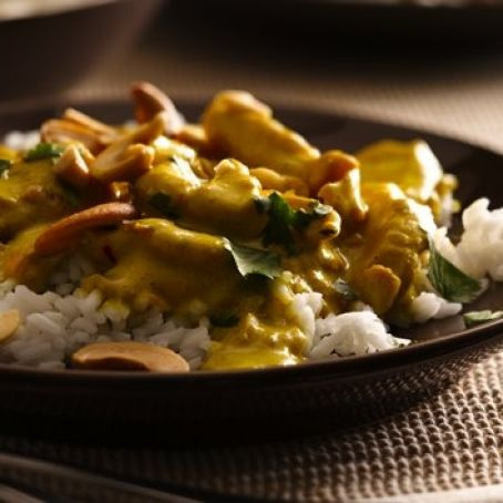 Easy Indian Curry Chicken