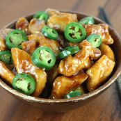 Chinese Jalapeno Chicken