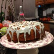 MsCarmens Chocolate Chip Pound Cake