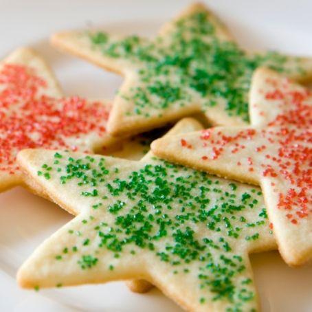 Cutout Christmas Cookies Recipe - (5/5)