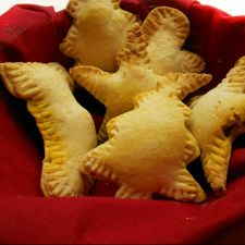 Maple- Orange Prune Jingle Bells Pastries