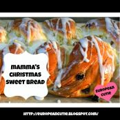 Mamma's Christmas Sweet Bread