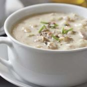NE Clam Chowder