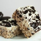 Cookies and Creme Rice Krispy