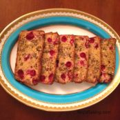 Betty's Cranberry Bread