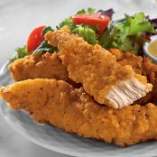 Southern Fried Chicken with Corn Flakes