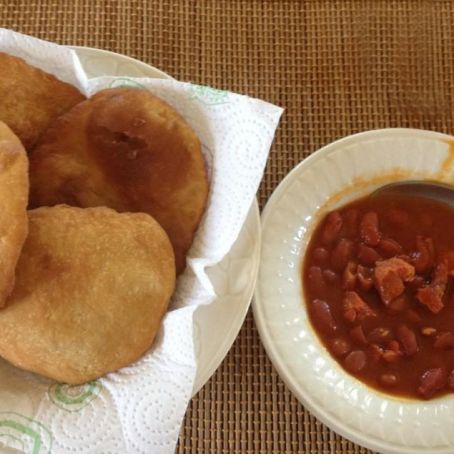Authentic Domplines (Puerto Rican Fried Dough)