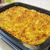 Chicken Casserole with Cream