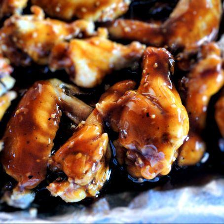 Soy Sauce Chicken Wings Recipe