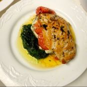 Grilled Mozzarella-Stuffed Chicken