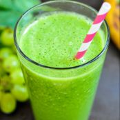 Delicious Spinach Smoothie