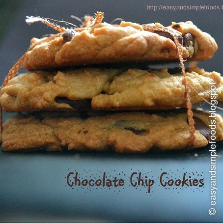 The Original Chocolate Chip Cookies