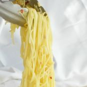 Garlic Olive Oil Pasta
