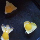 Cookie Cutter Eggs