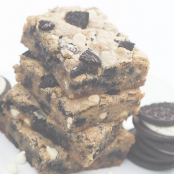 My Chocolate Chip Oreo Cookie Bars