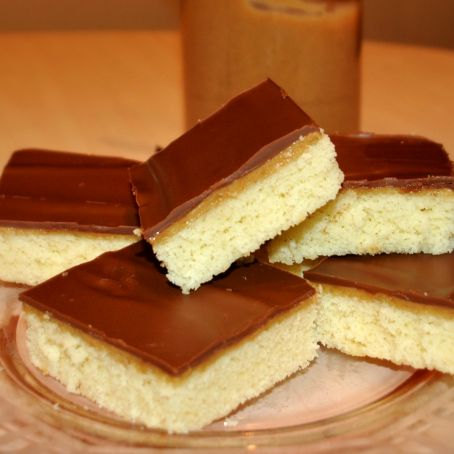 Peanut Butter Tandy Cake Using Cake Mix