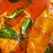 Easy chennai  fish curry
