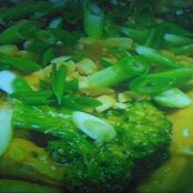 Broccoli Chick'n Thai Curry