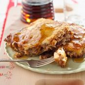 Paula'S Peanut Butter and Banana Stuffed French Toast