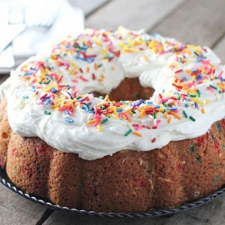 Funfetti Pudding Cake Recipe 45