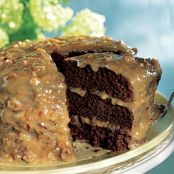 Easy German Chocolate Layer Cake