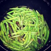 Bluegrass Soy Sauce Green Beans
