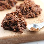 Unbaked Chocolate Cookies