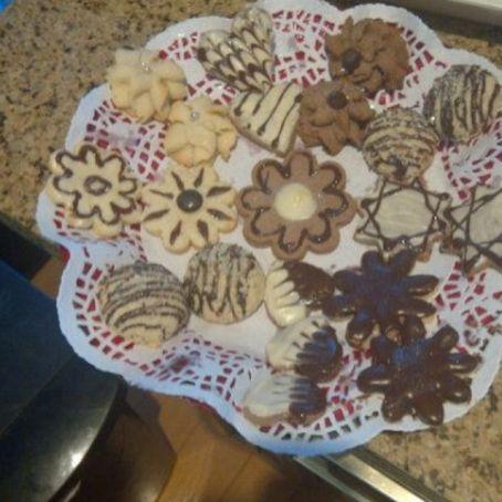 Fancy sugar cookies recipe