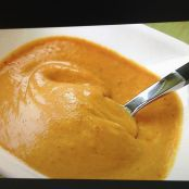 Home made peanut sauce