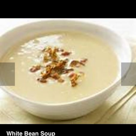 Soup-  Creamy White