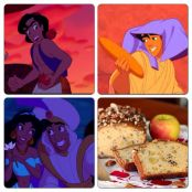 Aladdin Apple Bread