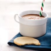 Drinks-  Minty Hot Chocolate