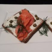Ashley's Nova Scotia & Lox