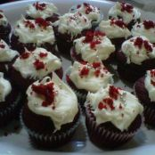 Red Velvet Cake w/ Cream Cheese Vanilla Bean Icing