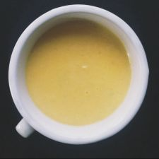 Simple Roasted Squash Soup