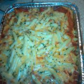 Baked Chicken Ziti