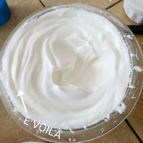 Whipped Topping (using dry milk)