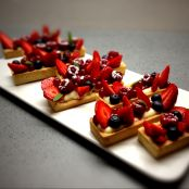Red Fruit Tartlets