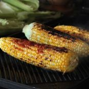 Chili-lime roast corn
