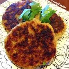 Quinoa Potato Cakes