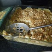 Tuna And Macaroni Casserole