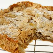 Apple Knobby Cake (Mrs. Cheney's Recipe)