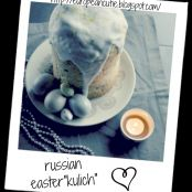 russian kulich recipe low fat version